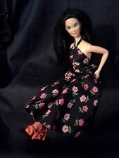 Barbie  Kira Miko Fashion Doll TNT Black Hair Brown Eyes Asian FULLY DRESSED!