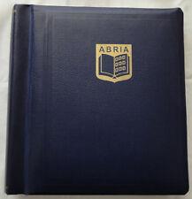 ABRIA (wie KABE) VORDRUCKE DDR 1949-1984 ohne TASCHEN im BINDER (10014N)
