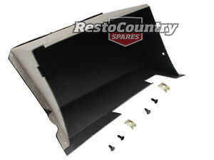 Holden Torana Glove Box Compartment + Fitting Kit  LH LX glovebox insert