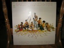 EARTH, WIND & FIRE - Head To The Sky (1973) VINYL British Import NM+/NM