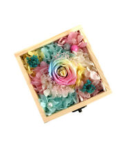Je T'aime Multi-Color Preserved Fresh Roses Immortal Flower - 3 Colors