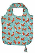 Ulster Weavers Reusable Roll-up Bag Foraging Fox