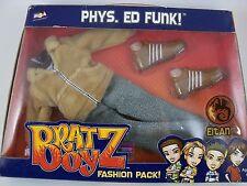 Bratz Boyz Doll Fashion Pack Phys Ed Funk Eitan Set MGA NEW NIP 2003
