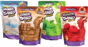 Kinetic Sand 226g Scents (One Supplied)