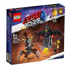 LEGO® THE LEGO MOVIE 2™ 70836 Einsatzbereiter Batman™ und EisenBart N1/19