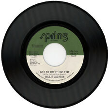 """MILLIE JACKSON  """"I GOT TO TRY IT ONE TIME c/w GET YOUR LOVE RIGHT"""" 70's LISTEN!"""