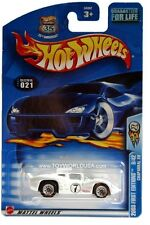 2003 Hot Wheels #21 First Edition #9 Chaparral 2D