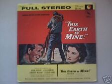 This Earth Is Mine-1959-Original Movie Soundtrack-Record LP