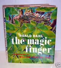 ROALD DAHL The Magic Finger First US Edition Nice Copy
