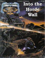Into the Horde Wall, MetaScape RPG Game Adventure, NEW