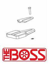 Boss Snow Plow Bumper Stop Kit for RT3 V-Plows MSC04254 New OEM Free Shipping