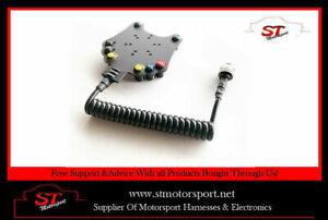 Motorsport Steering Wheel Push Button Kit - Motorsport/Rally/Race