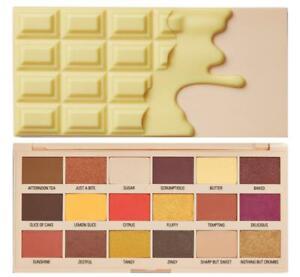 Revolution Lemon Drizzle 18 Chocolate Eyeshadow Palette