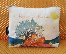 L'Occitane Canvas Cosmetic Bag
