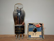 Raytheon NOS/NIB type 37 vacuum tube tested and guaranteed