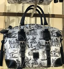 Disney Dooney & Bourke Pirates of Carribean Bristol Satchel Handbag NWT