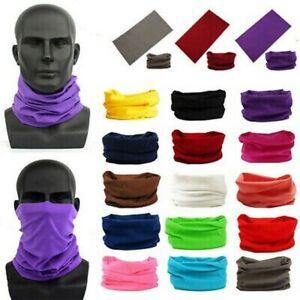 tube scarf bandana head face mask neck gaiter