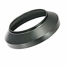 58mm 58 mm Metal Screw Mount Wide Angle Lens Hood for DSLR Camera Canon Sony HOT