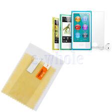 Claro Cristal Protector de pantalla HD Para iPod Nano 7 7G 7th Generación BC