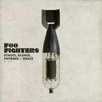 """FOO FIGHTERS """"ECHOES SILENCE PATIENCE & GRACE"""" CD NEU"""