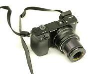 RARE Sharp OMP 1-60-1 60mm f/4.5 USSR Micro Macro 14.8x lens M39 BeLOMO OKS OKC