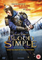 Zhang Yimous - Sangre Simple DVD Nuevo DVD (MP1096D)