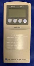 Nellcor Puritan Bennett Npb 40 Compact Handheld Pulse Oximeter Spo2