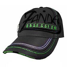 HotSpot Design Cap Zander Obsession Schirmmütze Cappy Basecap Mütze Kappe Uni