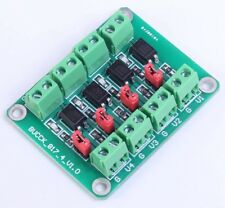 4-Channel PC817 Arduino Optocoupler Opto-isolator 3.6-30V Driver Breakout Module