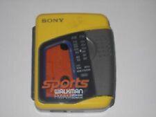 Vintage Rare - Sony Sports Walkman AM/FM Cassette Player (WM-FS397)