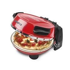 G3-Ferrari Pizzaofen Pizzamaker Napoletana Express Pizza in 3 min. fertig Rot
