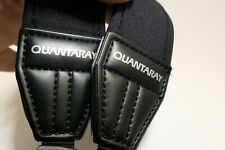 Quantaray  Shoulder Neck Strap with quick release Neoprene Black