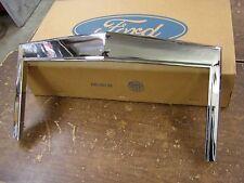 NOS OEM Ford 1980 - 1983 Lincoln Mark VI 6 Grille Surround Moulding 1981 1982