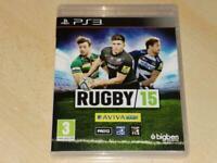 Aviva Rugby 15 (Playstation 3)