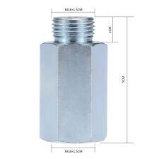 New M18 1.5 O2 Lambda Oxygen Sensor Bung Adapter Extender Spacer Stainless Steel