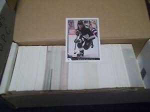 1993-94 Upper Deck Hockey Complete Set #1-575 Gretzky Lemieux Roy