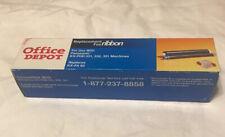 Office Depot Kx-Fa93 Fax Ink Film Panasonic ~ For Kx-Fhd331 Xf-Fhd332 Xf-Fhd351