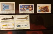 Chile Aircraft & Aviation Stamps Lot of 5 - MNH -See Details for List