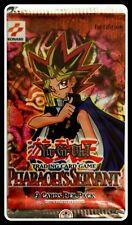 Pharaoh's Servant 1st Edition - Yu-Gi-Oh Sealed Booster **GamerzSphere**