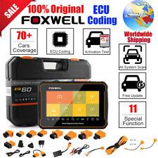 Android Tablet ECU Coding Programming OBD2 Car Diagnostic Tool FOXWELL GT60 PLUS