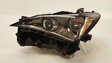 2015-2018 LEXUS RC200T RC300 RC350 HEADLIGHT DRIVER LEFT LED LAMP 15-18 OEM