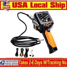 "Dia 8.2mm 3.5""Color LCD Digital Endoscope Inspection Camera DVR w/3M Longer Tube"
