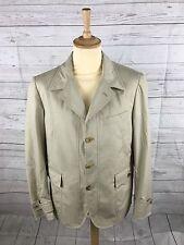 """Mens PAL ZILERI Jacket - Medium 44"""" - Beige - Great Condition"""
