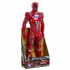 Power Rangers Movie BIG-Figues 20 in (environ 50.80 cm) Red Ranger Figurine * NEUF *