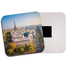 Paris France Fridge Magnet - Eiffel Tower French Travel Holiday City Gift #8934