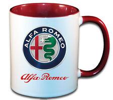 ALPHA ROMEO UNIQUE DESIGN CAR ART MUG GIFT CUP