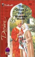 The Sultan's Heir (Desire, 1379) by Sellers, Alexandra Book The Fast Free