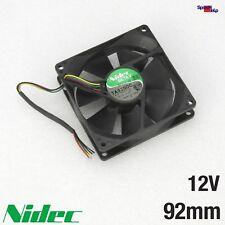 NIDEC BETA V TA350DC M33422-35 PROFI COOLER LÜFTER 92x92x25MM 90MM 12V 48CFM