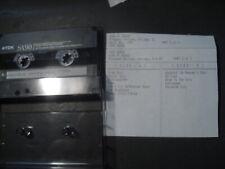 GUNS N' ROSES Chicago 4-9-92 Rosemont Horizon LIVE FM Radio Master Tape Concert