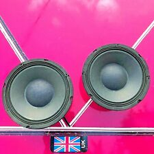 """Community 6.5"""" chassis drivers (pair) 8ohms 100w RMS each model 108799"""